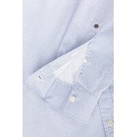 Koszula Z Zegna niebieski