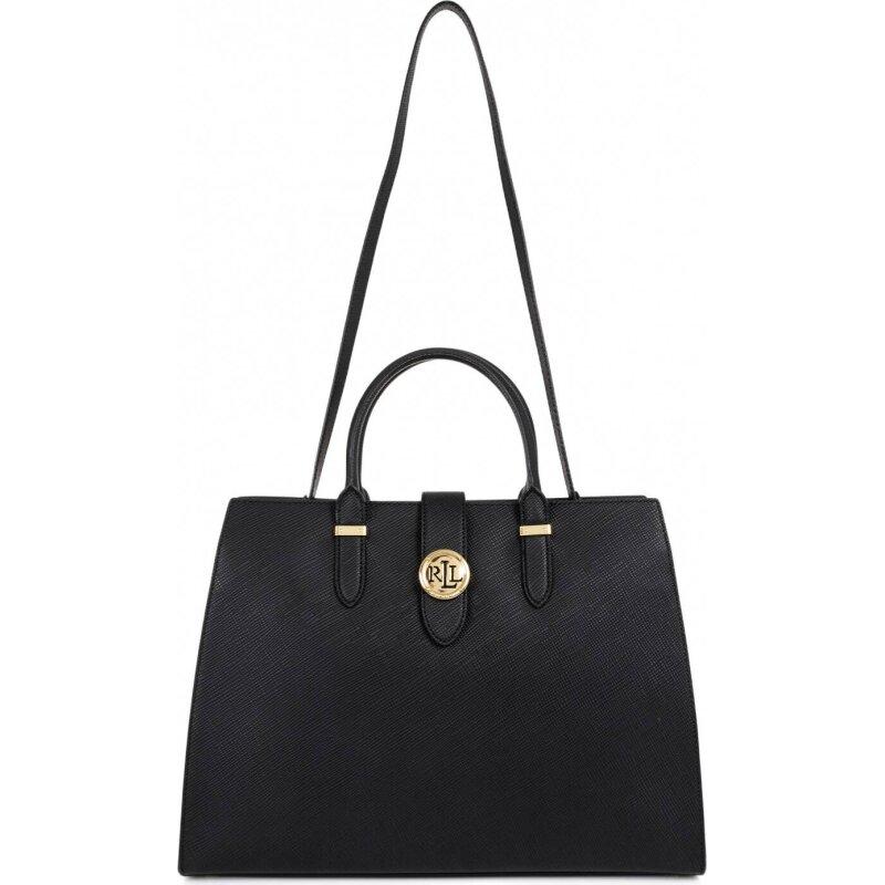 Shopper bag Lauren Ralph Lauren black
