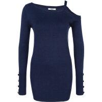 Sweater Liu Jo navy blue