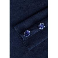 Sweater Liu Jo Jeans navy blue