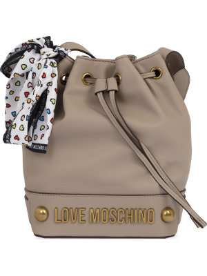 Love Moschino Sack + scarf