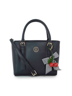 Tommy Hilfiger Shopperka CHERRY SMALL TOTE