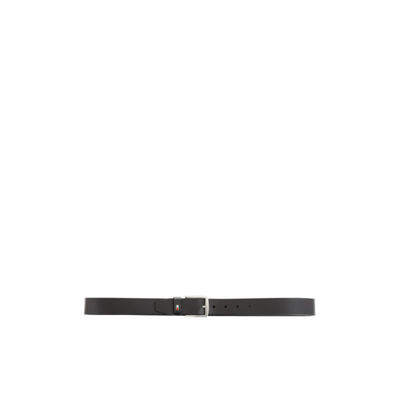 Denton belt Tommy Hilfiger black
