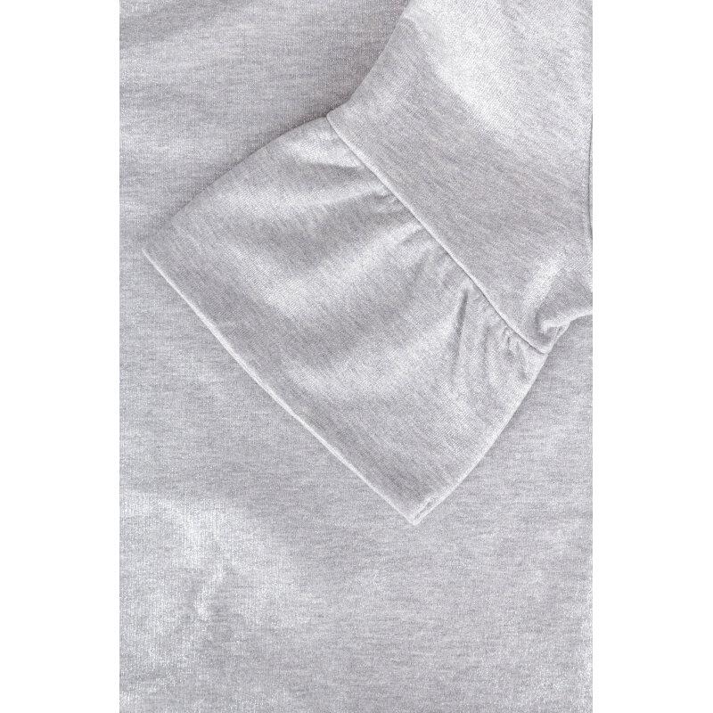 Bluza Twinset Jeans szary