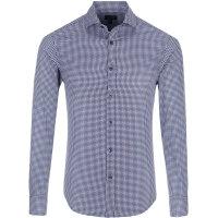 Koszula Armani Jeans niebieski