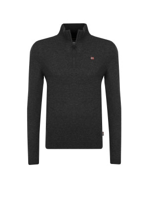 Napapijri Wełniany Sweter Damavand Half