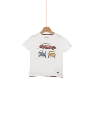Pepe Jeans London T-shirt Trents SS