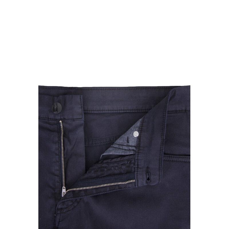 Spodnie Lagerfeld grafitowy