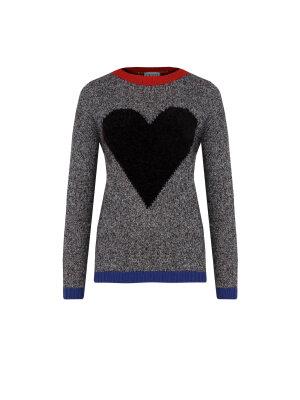 MYTWIN TWINSET Wełniany Sweter