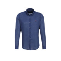 Gome Space Shirt Napapijri navy blue