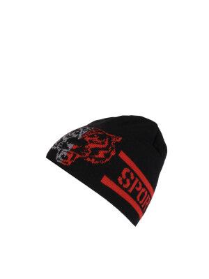 Plein Sport Wełniana czapka Hat Boy