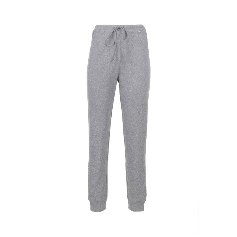 Spodnie dresowe Twin-Set Jeans szary