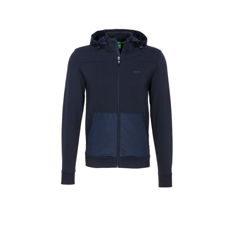 Skaz 1 sweatshirt Boss Green navy blue