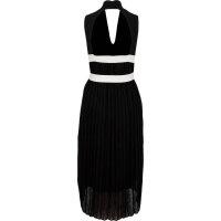 Sukienka Tru Trussardi czarny