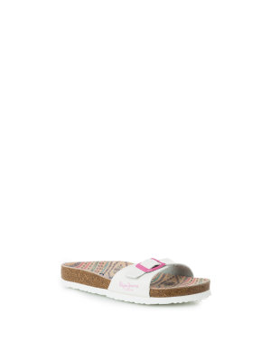Pepe Jeans London Bio Basic slides