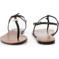 Sandały Aimon Lauren Ralph Lauren czarny