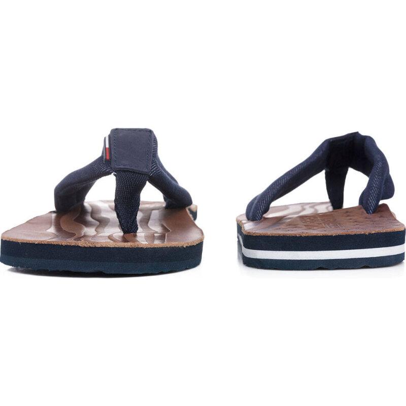 Each 1F Flip-flops Tommy Hilfiger navy blue