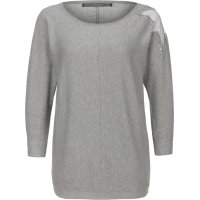 Cira Sweater  Guess Jeans gray