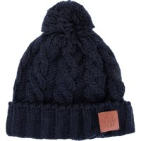 Joan Beanie Tommy Hilfiger navy blue