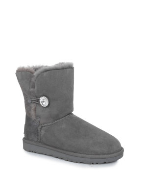 UGG Śniegowce W Bailey Button Bling