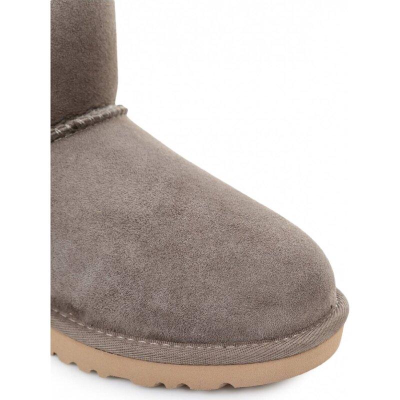 Classic sheepskin boots UGG ash gray