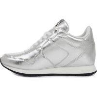 Sneakersy Lady 3Z1 Hilfiger Denim srebrny