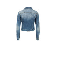 Kurtka jeansowa Twinset Jeans niebieski