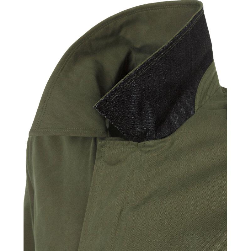 Płaszcz Calvin Klein Jeans zielony