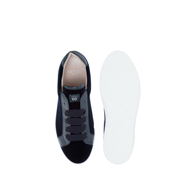 Sneakers Escada Sport navy blue