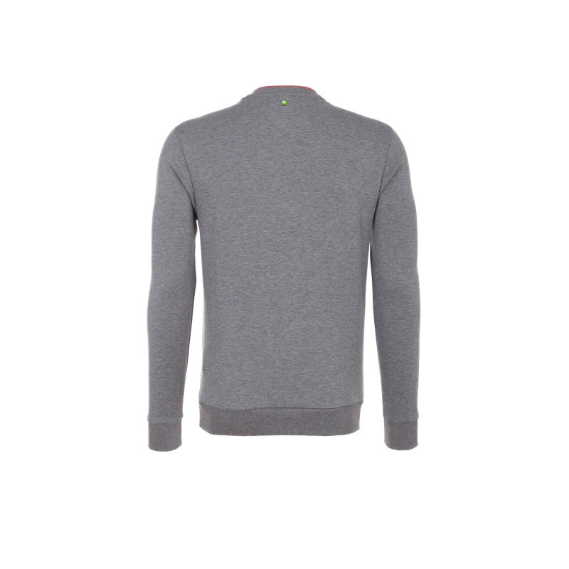 Salbo Sweatshirt Boss Green gray