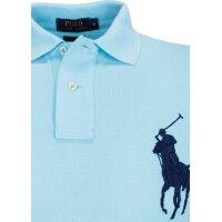 Polo Polo Ralph Lauren błękitny