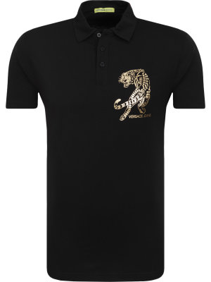 Versace Jeans Polo RUM619   Slim Fit