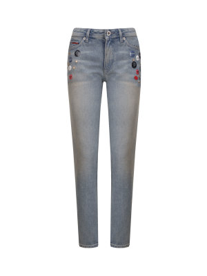 Hilfiger Denim Straight Ankle Suki jeans