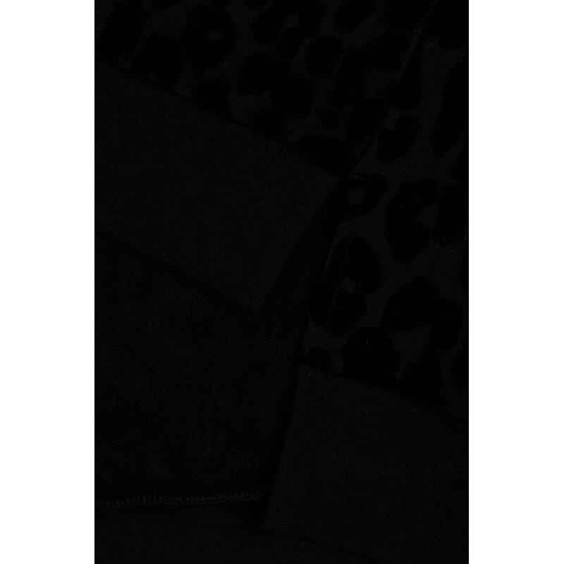 Bluza MYTWIN TWINSET czarny