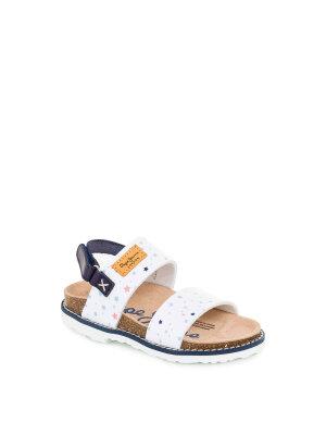 Pepe Jeans London Minibio Print sandals