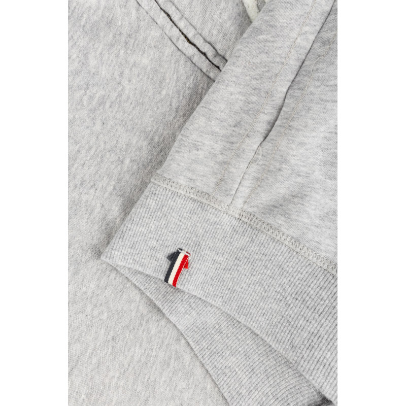 THDW Zip Sweatshirt Hilfiger Denim ash gray