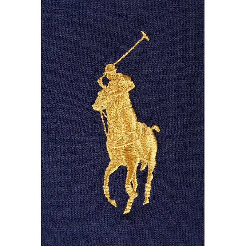 Polo Polo Ralph Lauren granatowy