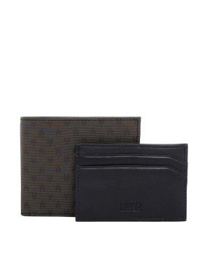 Hugo GbH_8 cc S card Wallet + Busines card wallet