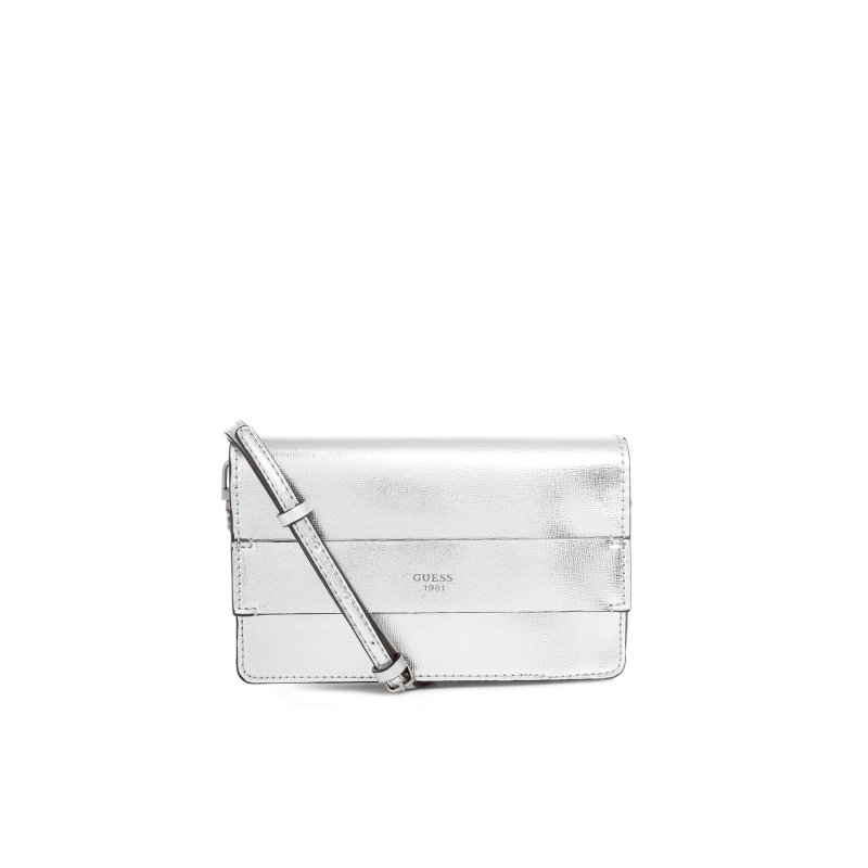 Poison Mini messenger bag Guess silver