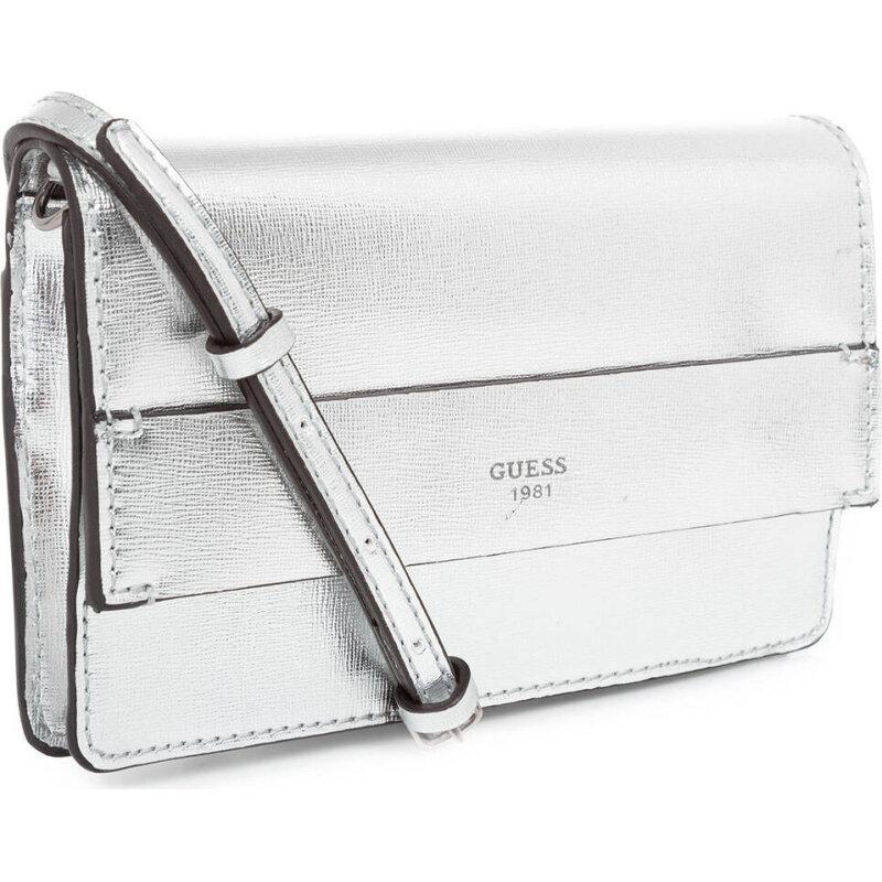 Poison Mini messenger bag Guess silver