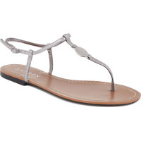 Sandały Aimon Lauren Ralph Lauren srebrny