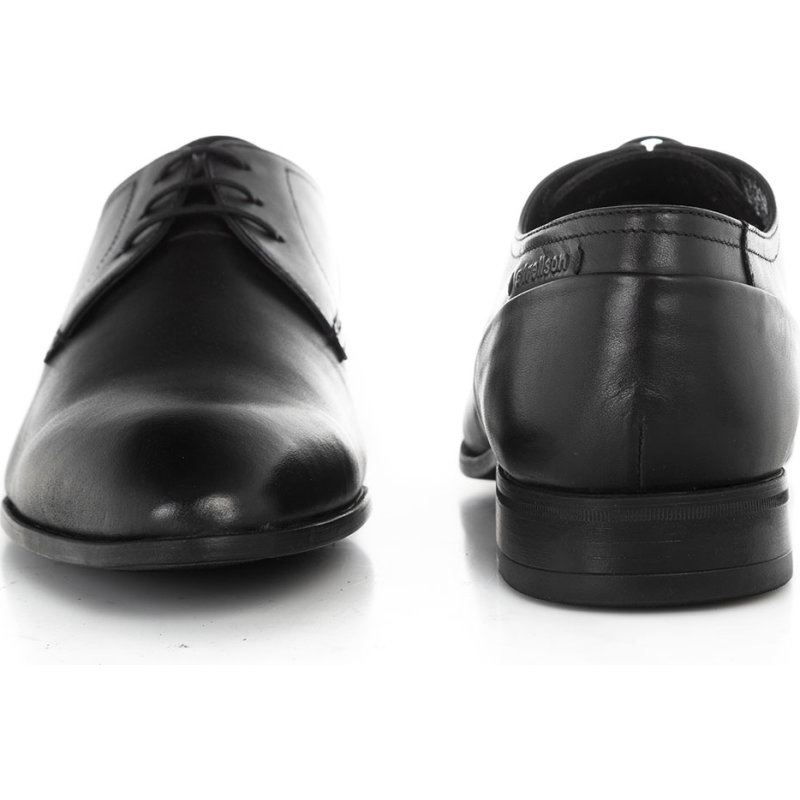 New Harley Derby Dress Shoes  Strellson black