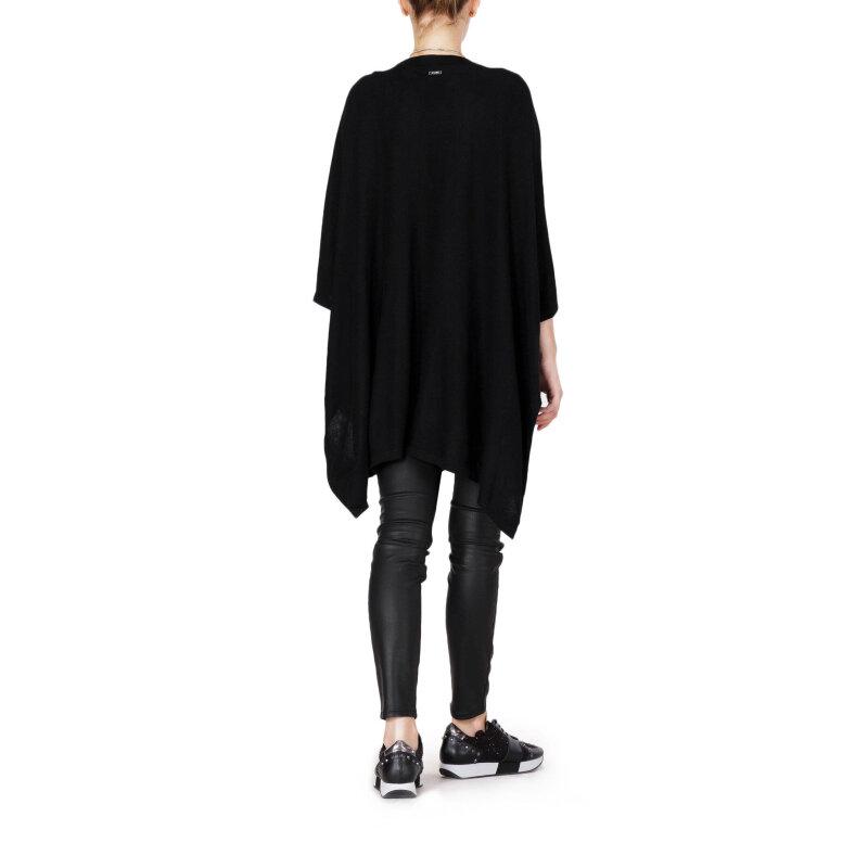 Ponczo Guess Jeans czarny