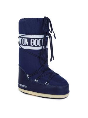 Moon Boot Śniegowce Nylon