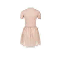 Dress Red Valentino powoler pink