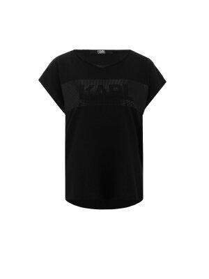 Karl Lagerfeld Bluzka Reflective Karl