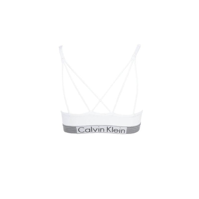 Biustonosz Calvin Klein Underwear biały