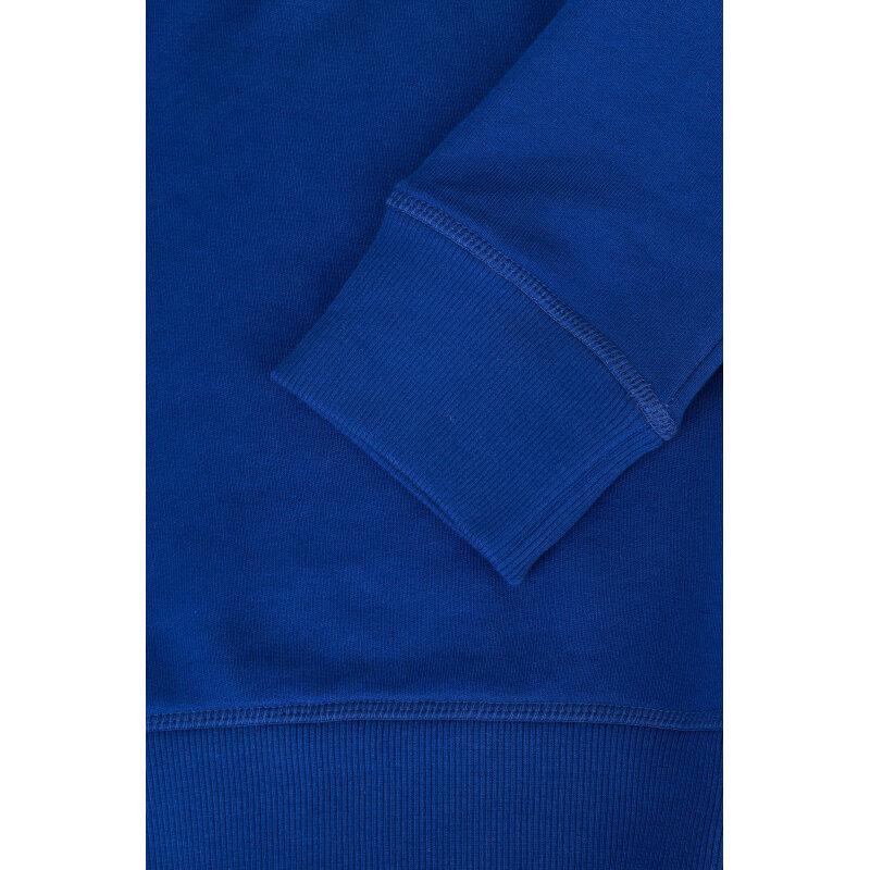 Bluza Calvin Klein Jeans niebieski