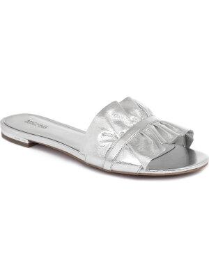 Michael Kors Bella flip flops