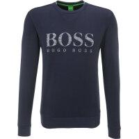 Bluza Salbo Boss Green granatowy